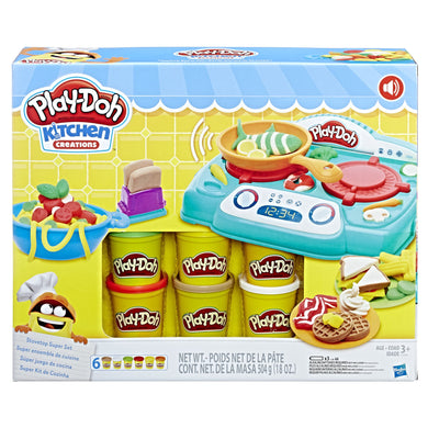 Play-Doh Stovetop Set