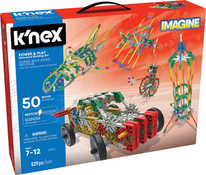 K'NEX Motorized Building Set