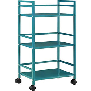 Metal Storage Cart