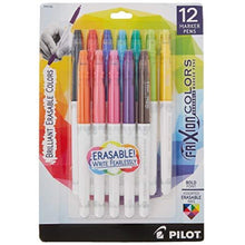 12 Erasable Pens