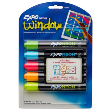 5 Window Markers