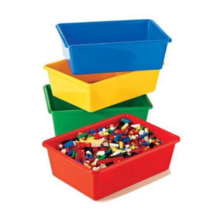 4 Large Storage Bins