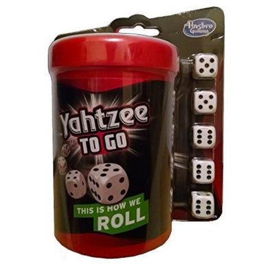 Yahtzee Travel Game