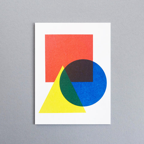 Scout Editions Bauhaus Card