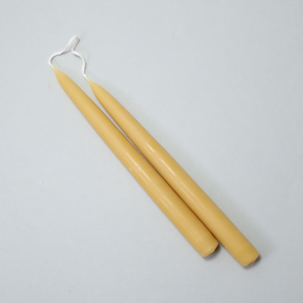 Standard Beeswax Candles