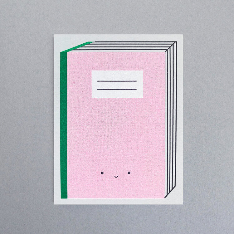 Scout Editions Mini Book Card