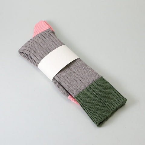 Colour Socks - Pidgeon sizes 4-7 / 8-11