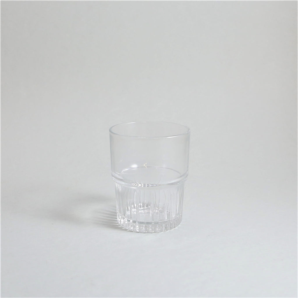 Set of Six Duralex Empilable Glasses