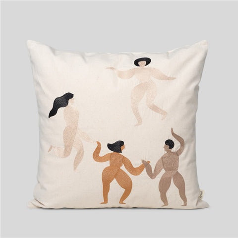 Ferm Living Free Cushion Natural