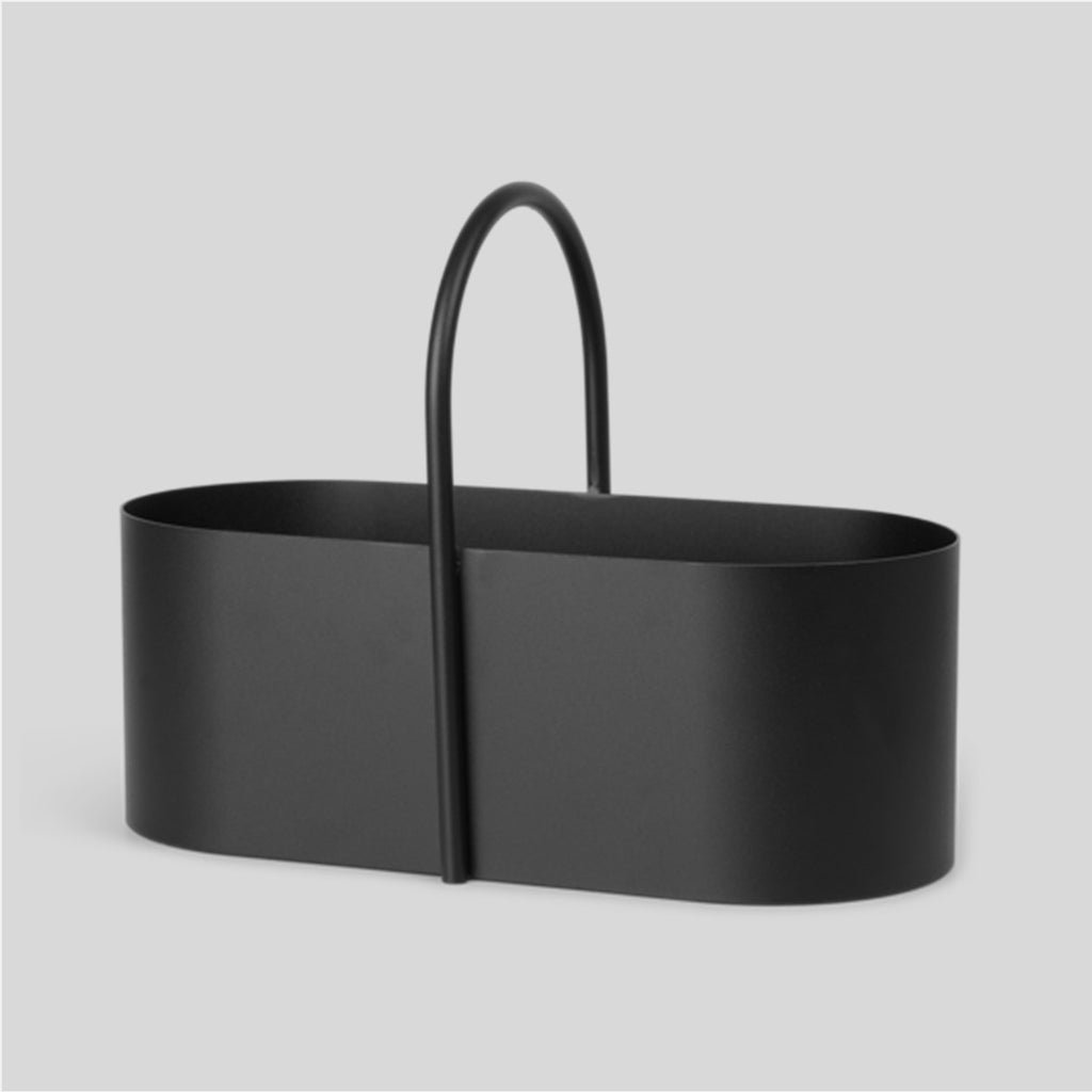 Ferm Living Black Grib Tool Box