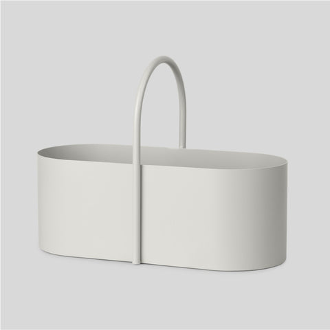 Ferm Living Light Grey Grib Tool Box