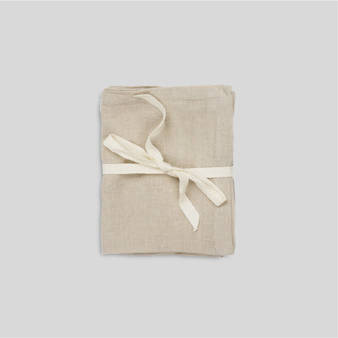 Ferm Living Linen Napkins Set of 2 - Natural