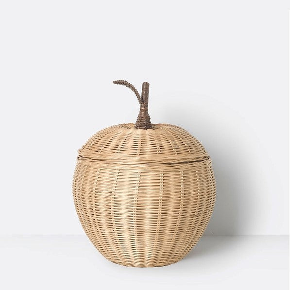 Ferm Living large apple storage basket