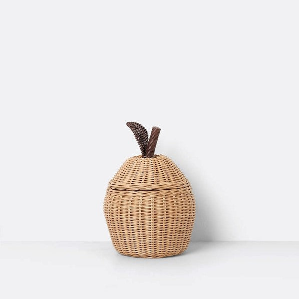 Ferm Living small apple storage basket