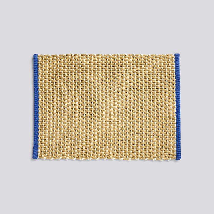 HAY Door mat - Yellow