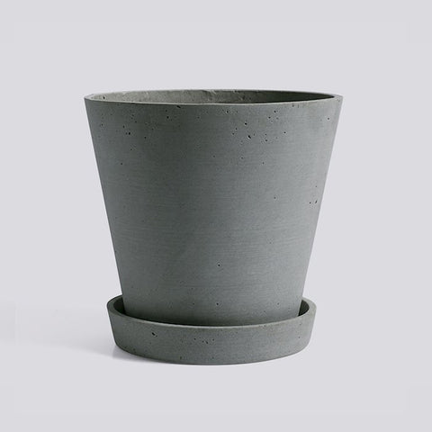 HAY Plant Pot - Green X-Large