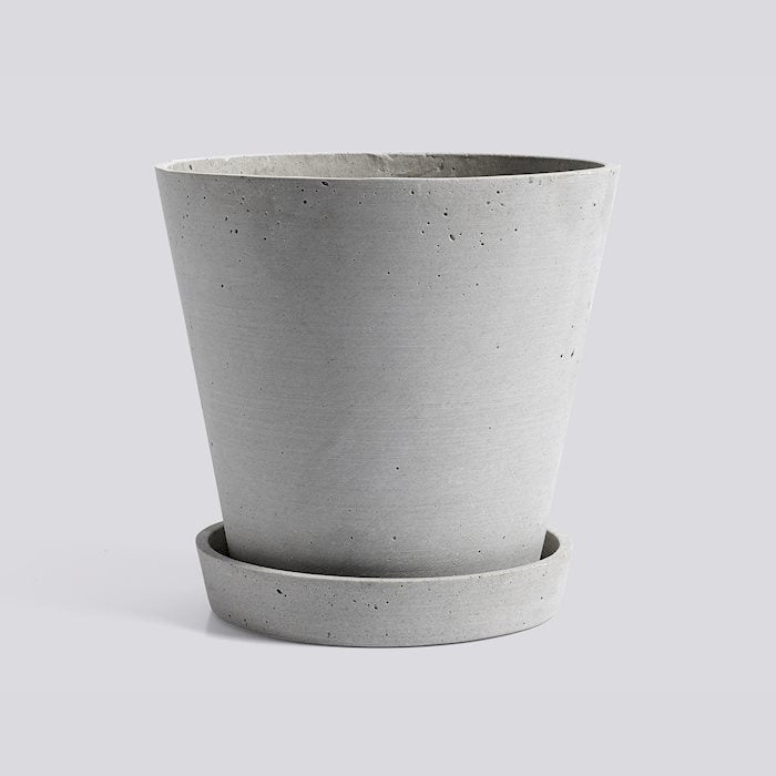 HAY Plant Pot X-Large - Grey
