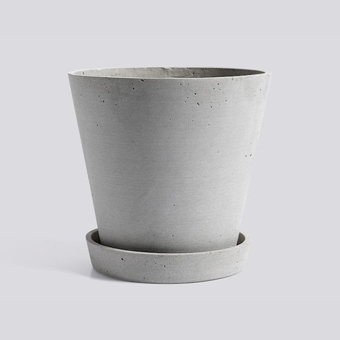 HAY Plant Pot - Grey X-Large