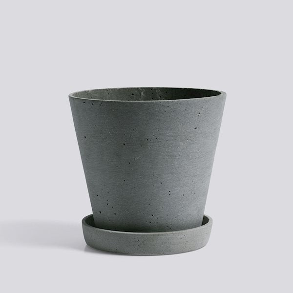 HAY Plant Pot Large - Green