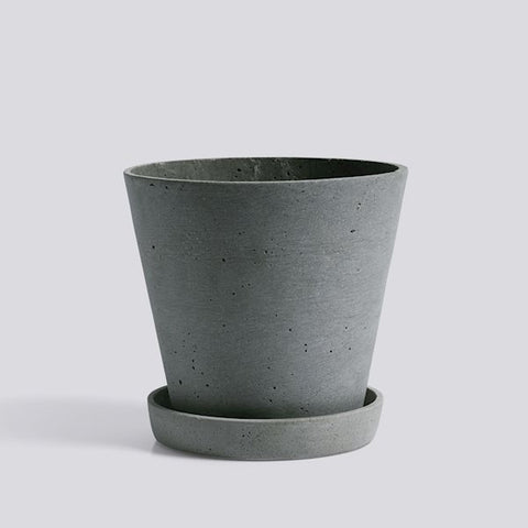 HAY Plant Pot - Green Large