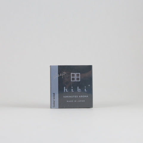 Hibi Incense Matchsticks - Deep