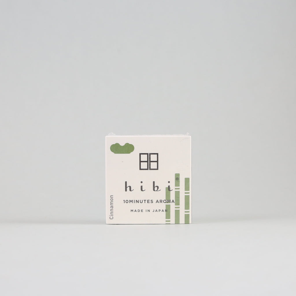 Hibi Incense Matchsticks - Japanese Fragrance