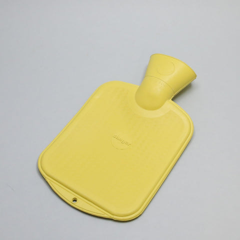 Natural Rubber Mini Hot Water Bottle