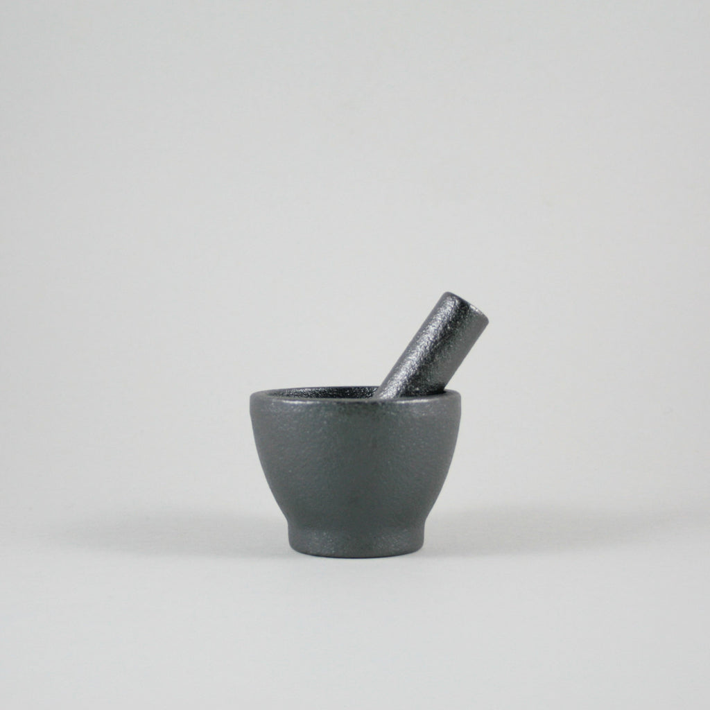 Mini Cast iron Pestle and Mortar