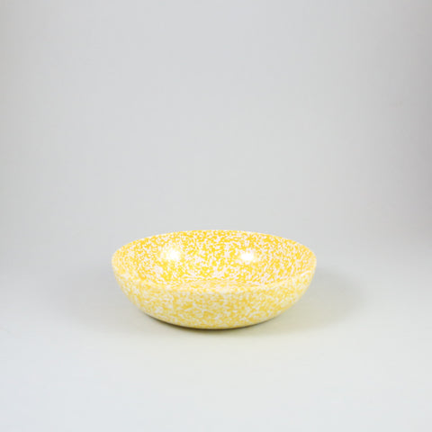 Melamine Tableware Speckled Yellow