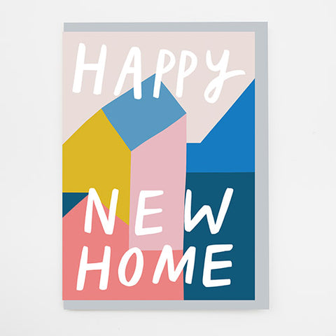Alison Hardcastle New Home House Stack Card