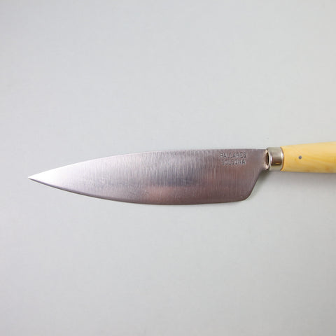 Pallares Carbon Steel Chef's Knife