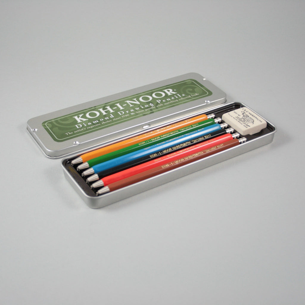 Set of Mechanical Pencils