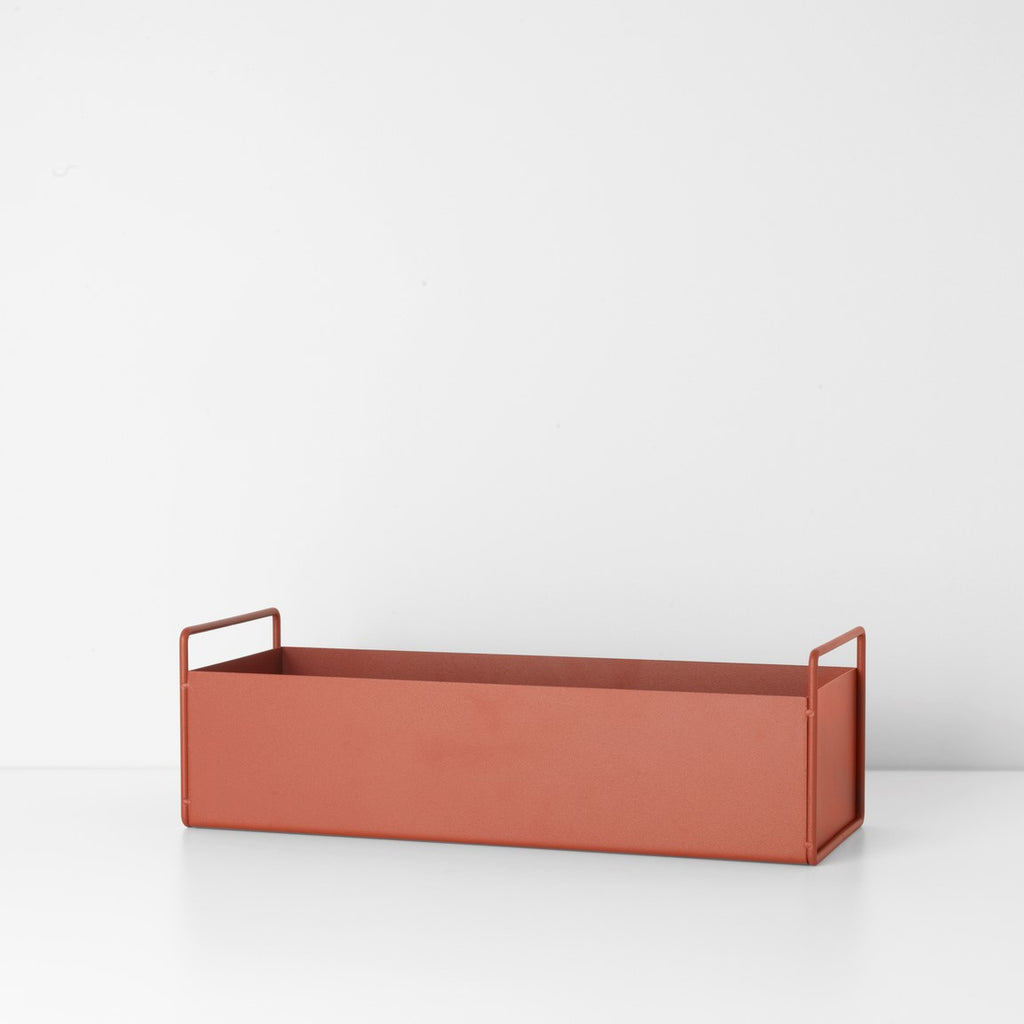 Ferm Living Ochre Plant Box