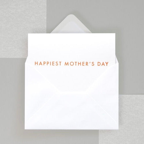 Ola Happiest Mother's Day Card