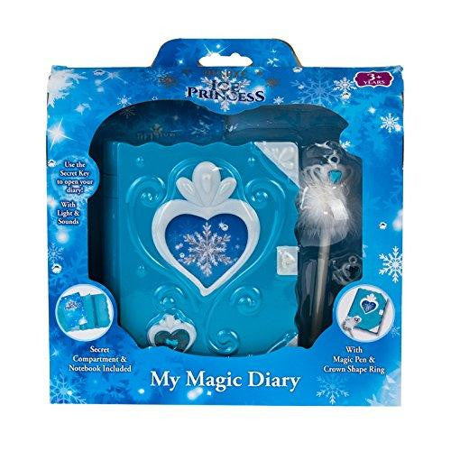 Deluxe Ice Princess My Magic Diary With Secret Key