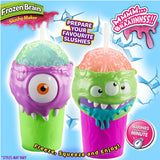 Chill Factor Three Eyed Monster Frozen Brain Slushy Maker
