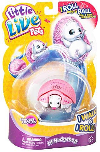 Little Live Pets Lil Hedgehog Princess Prickles Figure