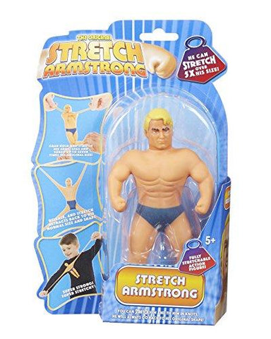 Stretch Armstrong 7 Inch Armstrong Figure