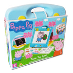 Peppa Pig Reversible Table Top Easel Drawing Activity Set