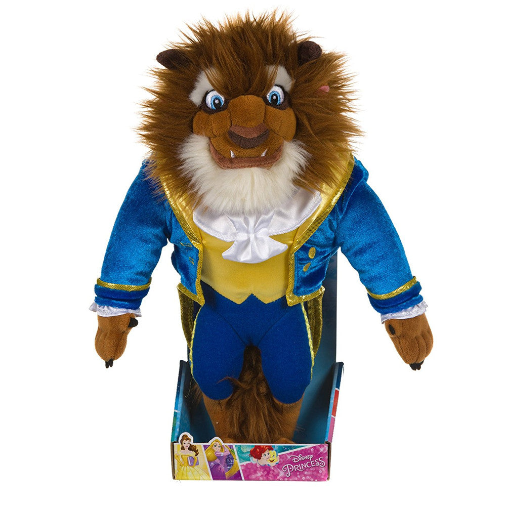 Disney Beauty & The Beast 10 Inch Disney Beast Soft Plush Toy
