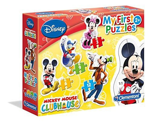 Clementoni Disney Mickey Mouse Clubhouse My First Jigsaw Puzzles