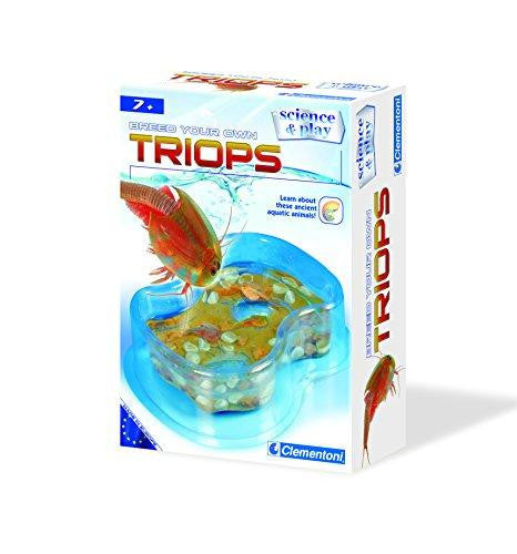 Clementoni Science & Play Breed Your Own Triops