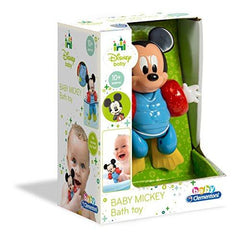 Clementoni Disney Mickey Mouse Baby Mickey Bath Toy