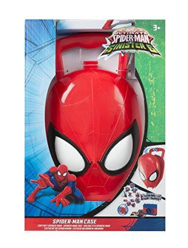 Marvel Ultimate Spiderman Carry Case Set
