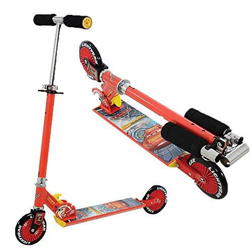 Disney Cars 3 Folding Inline Scooter M14363