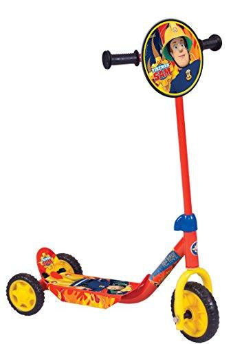 Fireman Sam My First Tri Scooter M14084