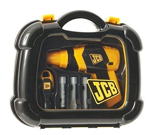 JCB Tool Case & Tools Carry Case With Battery Operated Drill