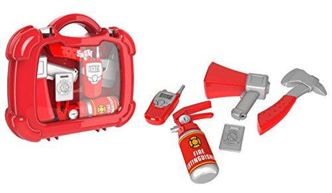 Smart Fire Rescue Fireman Case Set