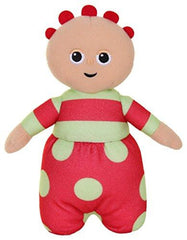 In The Night Garden 17cm Tombliboo Unn Mini Soft Plush Toy