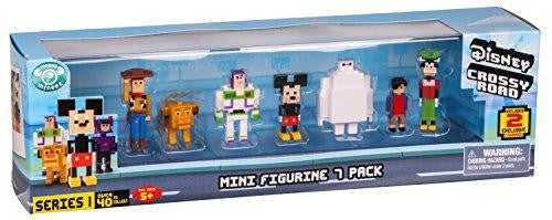 Disney Crossy Roads 71007 Mini Figures (Pack of 7)